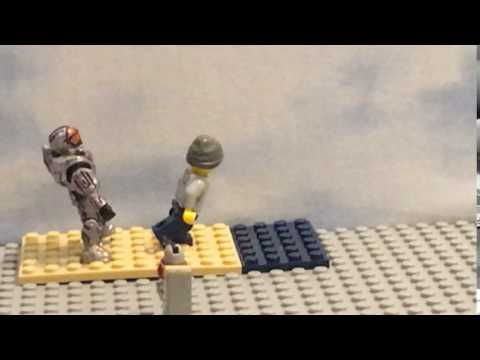 How to make a lego animation: part 2