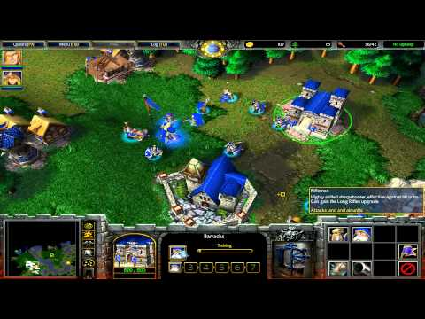 Warcraft 3: Reign of Chaos - Human 04 - The Cult of the Damned