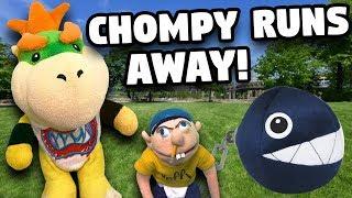 SML Parody: Chompy Runs Away!