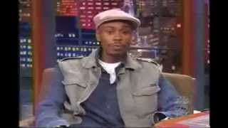 Dave Chappelle On Jay Leno NBC