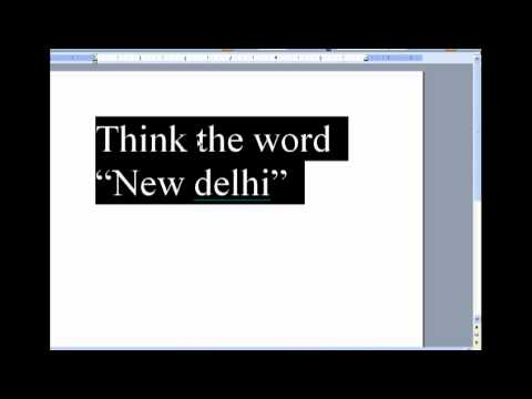 How to use WORD 2003 Auto Correct