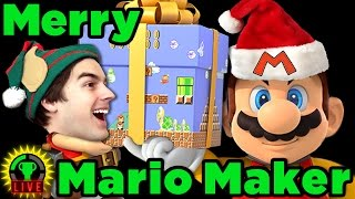 A Very Merry Mario Maker!