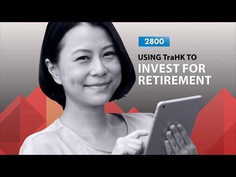 Tracker Fund of Hong Kong 15th Anniversary: Invest for Retirement
