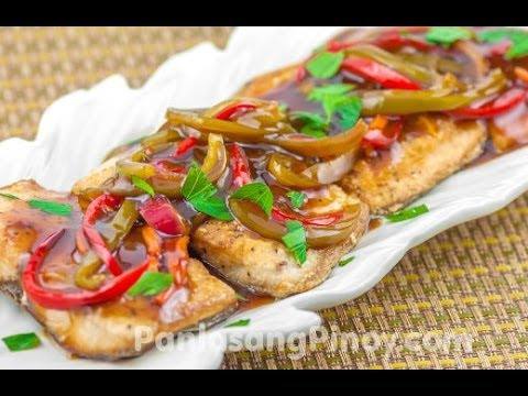 How to Cook Sweet and Sour Fish