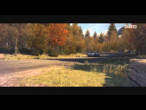 DiRT 3 Ford Sierra RS500, Michigan.