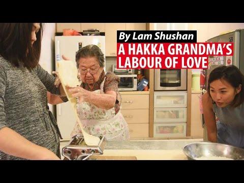A Hakka Grandma's Labour of Love | CNA Insider