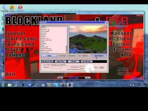 Blockland Tutorial Mod Editor