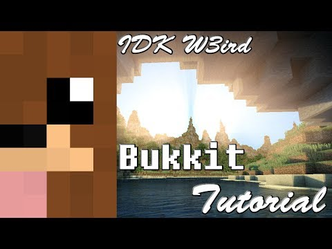 How to make your MineCraft Server Spawn [Bukkit] [Part 1]