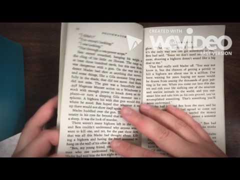 How to Skim a Book