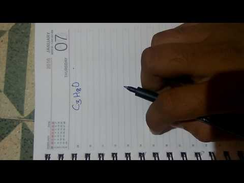 Isomerism shortcut 2(tips to find Alcohol isomers)