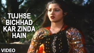 Tujhse Bichhad Kar Zinda Hain Full Song | Yaadon Ke Mausam | Kiran Kumar, Vikrant