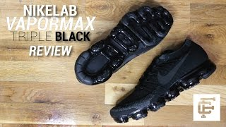 The Cheap Nike Air VaporMax FAKE BLACK Villa Tottebo
