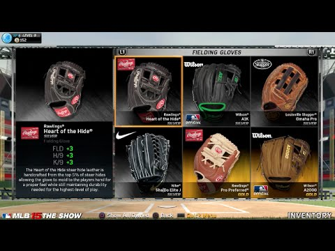 MLB 15 The Show: My Thoughts on Licensed Equipment and More!