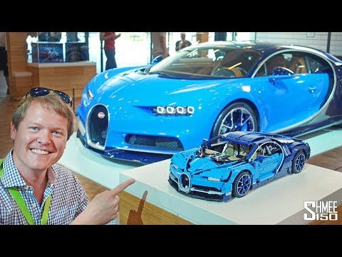 You Need The LEGO Bugatti Chiron! | FIRST LOOK