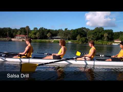 Rowing Drills