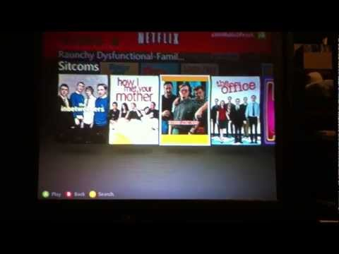 HOW TO GET AMERICAN NETFLIX IN CANADA ON YOUR XBOX360, PS3, WII.100% FREE