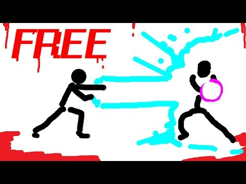 How to make stickman animations