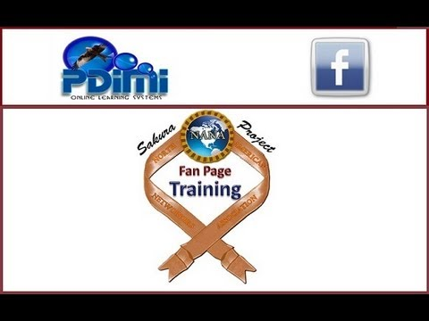 How To Build Your Own Facebook Fan Page Part 1