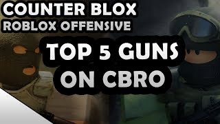 COUNTER-BLOX: ROBLOX OFFENSIVE KNIFE KILL MONTAGE #1