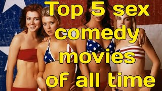 TOP 5 BEST ADULT COMEDY MOVIE OF ALL TIME ll OF HOLLYWOOD ll IN HINDI ll  #adult #comedy