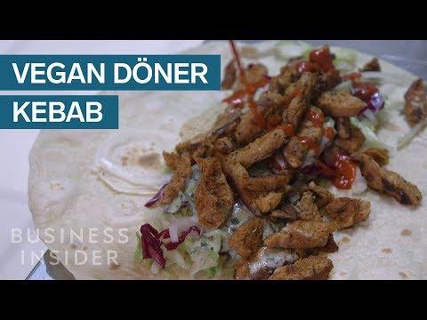 We Tried The UK's First Vegan Döner Kebab