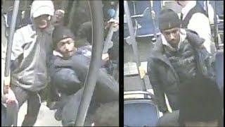 Gäng misshandlar busschaufför i Uppsala