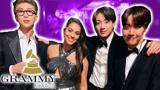 Download My First Time At The GRAMMYs Video