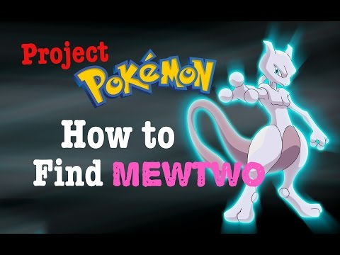 Roblox - Project Pokemon - How to Find Mewtwo - NEW INTRO!! Made by ZFramed and Alpha Design