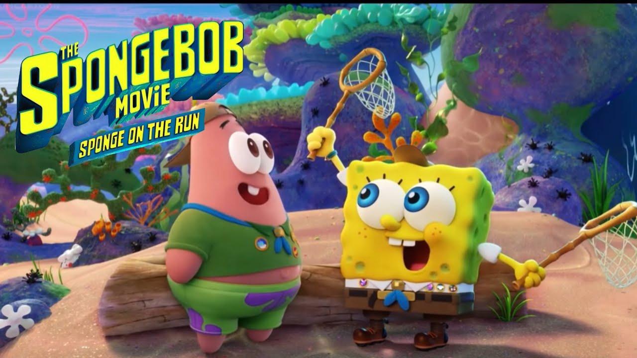 The Spongebob Movie: Sponge On The Run - Kamp Koral Patrick Star Scene (Full Screen)