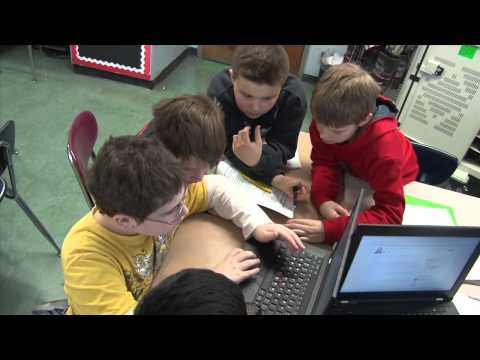 News Literacy at NYC's Intermediate School 303