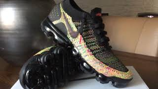 782fb1a425f66 Best Vapormax Flyknit 2 Colorway  Nike Air Vapormax Flyknit 2 Black ...