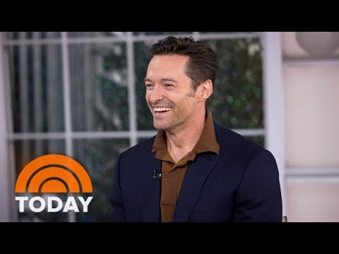 Hugh Jackman: It Took Over 7 Years To Get 'The Greatest Showman' Made | TODAY