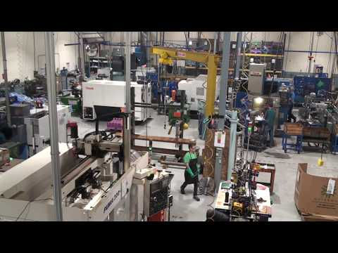 Trade Program Helps Manufacturing Company Expand Exports
