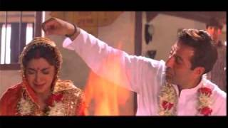 Arjun Pandit - Part 11/14 -  Sunny Deol & Juhi Chawla - Bollywood Movie
