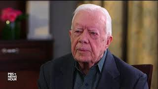 Jimmy Carter: U.S. on a path of nuclear confrontation with North Korea