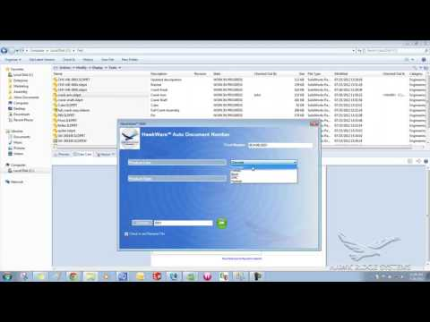 HawkWare Tools: Auto Document Number