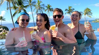 I SURPRISED MY ENTIRE FAMILY WITH A HAWAIIAN VACATION! // Hawaii Day 1