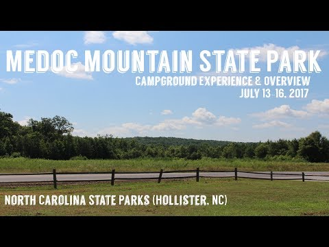 Medoc Mountain State Park Overview & Campground Review 2017 | Wandering Around In Wonder