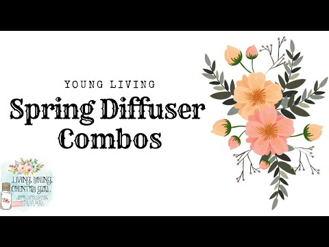 Spring Diffuser Combos