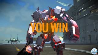 ultimate robot fight
