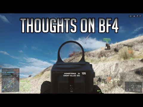 Battlefield 4 Naval Strike Delayed - My Thoughts On BF4