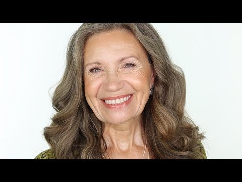 Glowing Makeup For Mature Skin with Guest Joy Everley   John Maclean