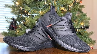 8b6581c1da2 Another adidas Ultra BOOST 4.0 Triple Black ! • Review   On-Feet