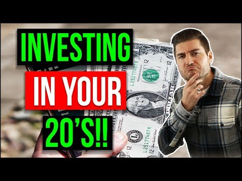 INVESTING MONEY IN YOUR 20s