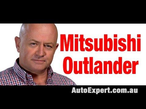 Mitsubishi Outlander Review   Auto Expert John Cadogan   Australia