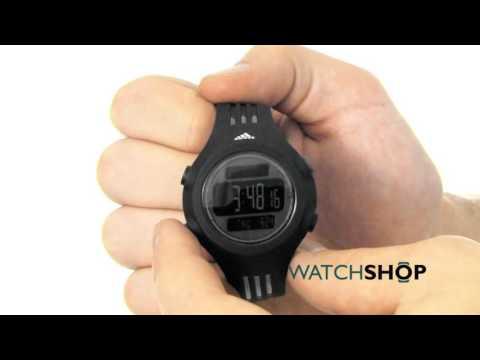 Adidas Performance Men's Questra Mid Alarm Chronograph Watch (ADP6086)