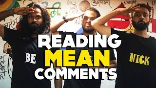 BYN : Reading Mean Comments Ep-01