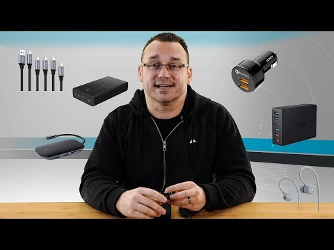 Top 5 Aukey Products on Amazon + 1 Loser