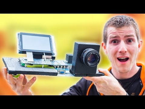 This Cheap High Speed Camera is Made in Canada!!