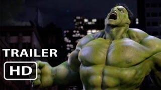 Marvel Avengers Battle For Earth New Game Trailer